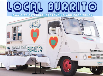 Kyle Sieck, owner of Local Burrito