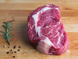 Boneless Ribeye (1 per pack)