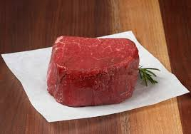 Tenderloin Filet Steak (Filet Mignon) (2 per pkg)