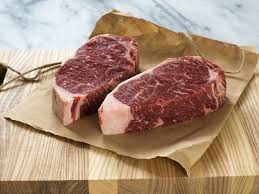 Loin Strip (New York Strip) (2 per pkg)
