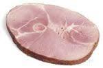 Ham Center Slice