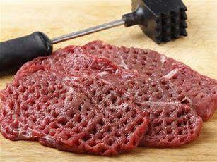 Tenderized Round Steak