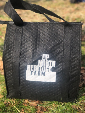 Up North Heritage Farm Insulated Tote