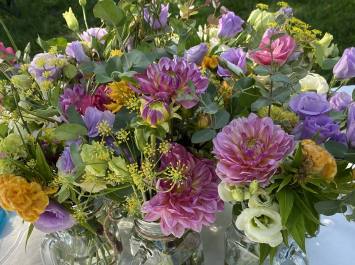 Flower Share Deposit, Large