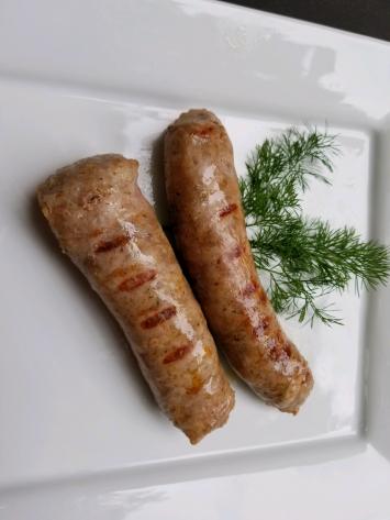 Pork Sage Sausage Grillers