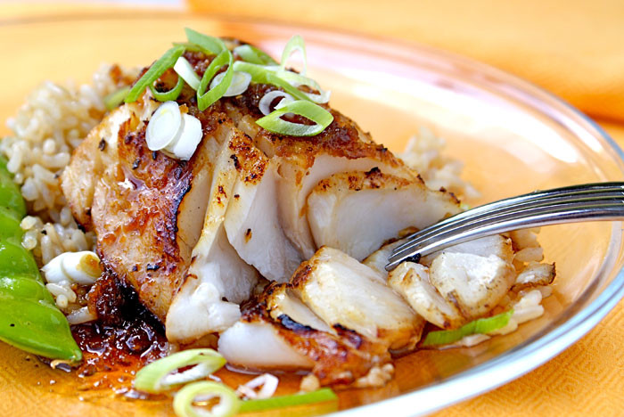 SABLEFISH OR BLACK COD ASIAN MARINADE