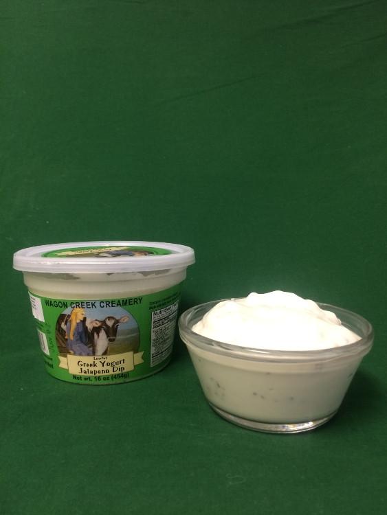 Greek Yogurt Jalapeno Dip