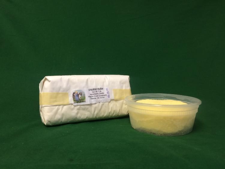Butter 1# Unsalted