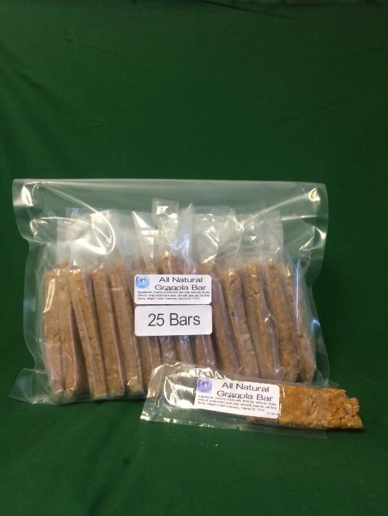Granola Bar 25 Pack