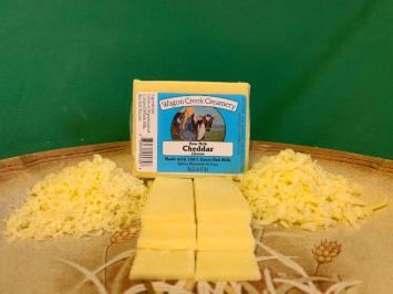 Raw Milk Cheddar