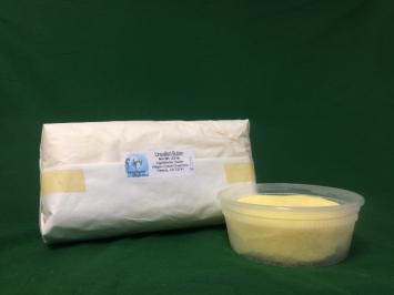 Butter 2.5# unsalted