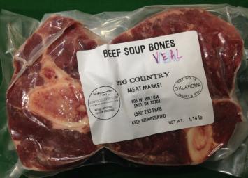 Pastured Veal Shank Bones