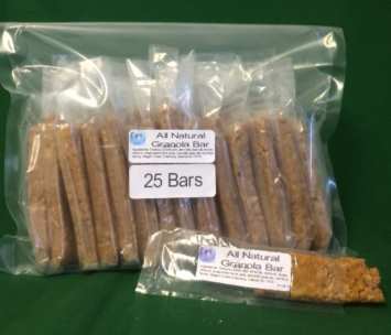 Granola Bar 25 Pack