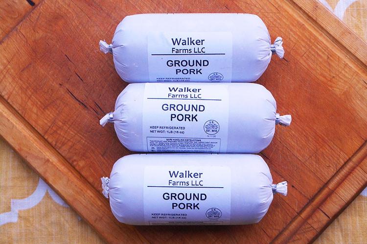 Ground Pork - 10 Pack