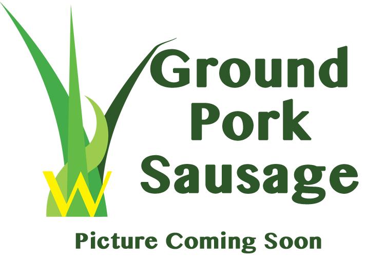Ground Pork Sausage