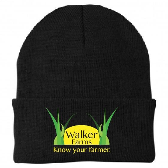 Walker Farms Beanie - Know your Farmer.
