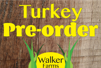 2021 Pre-Order Thanksgiving Turkey