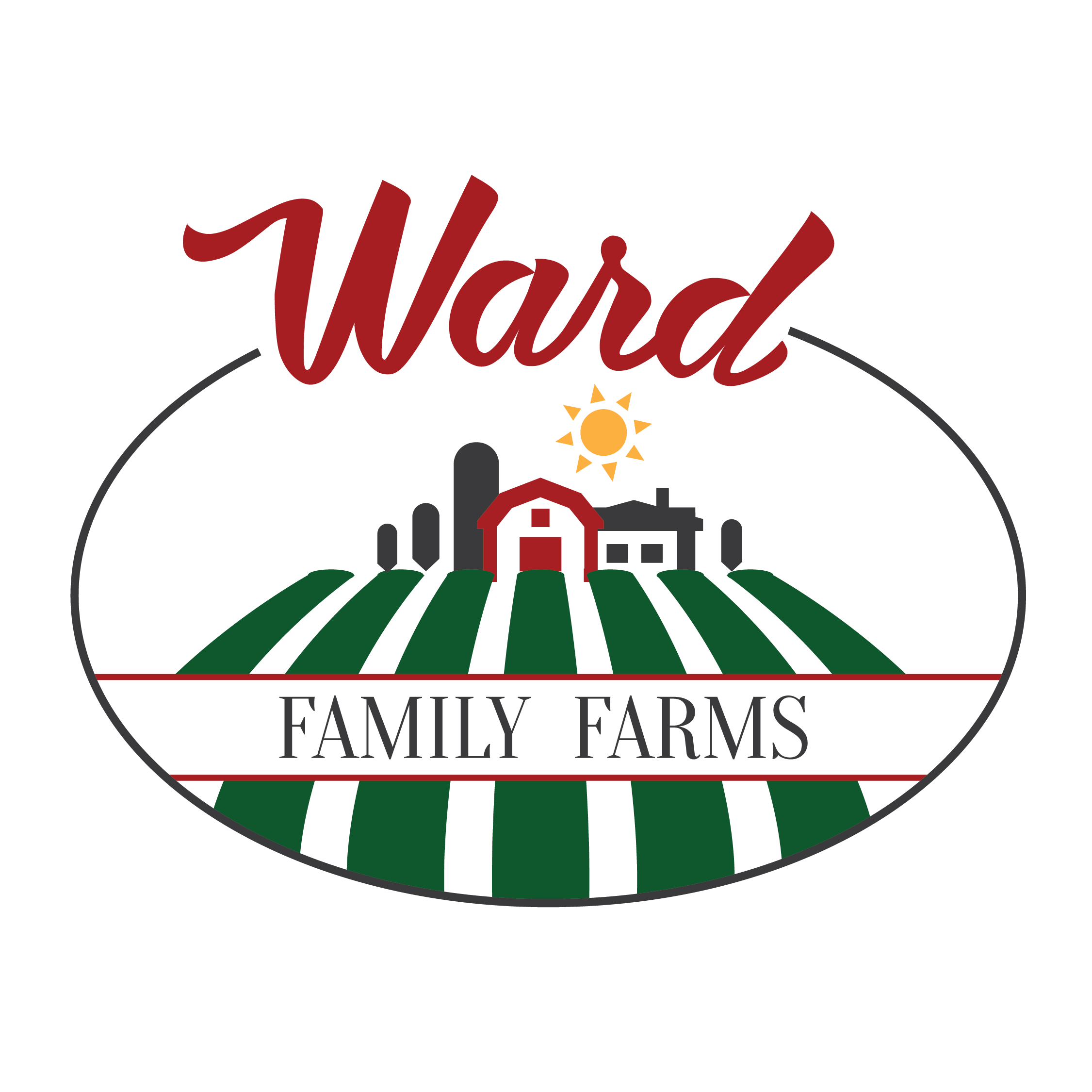 Ward Family Farms Logo