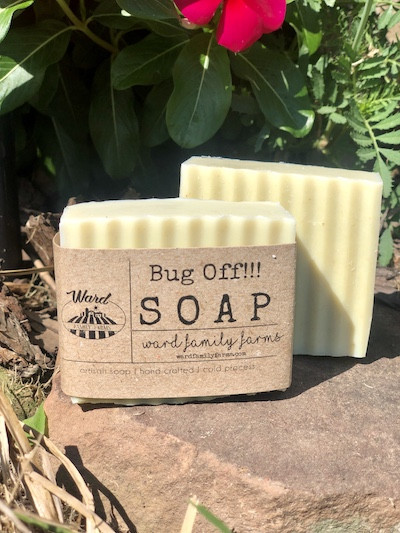 Bug Off!!! Soap