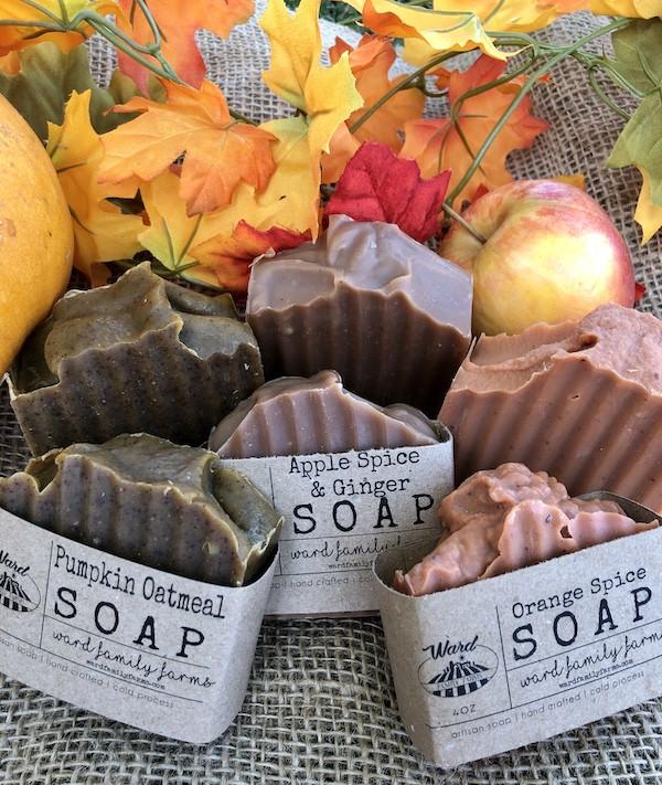 Fall Soap Bundle