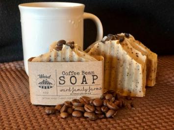 Coffee Bean Soap