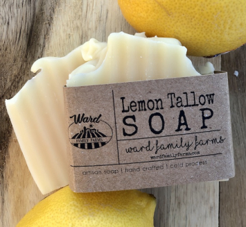 Lemon Tallow Soap