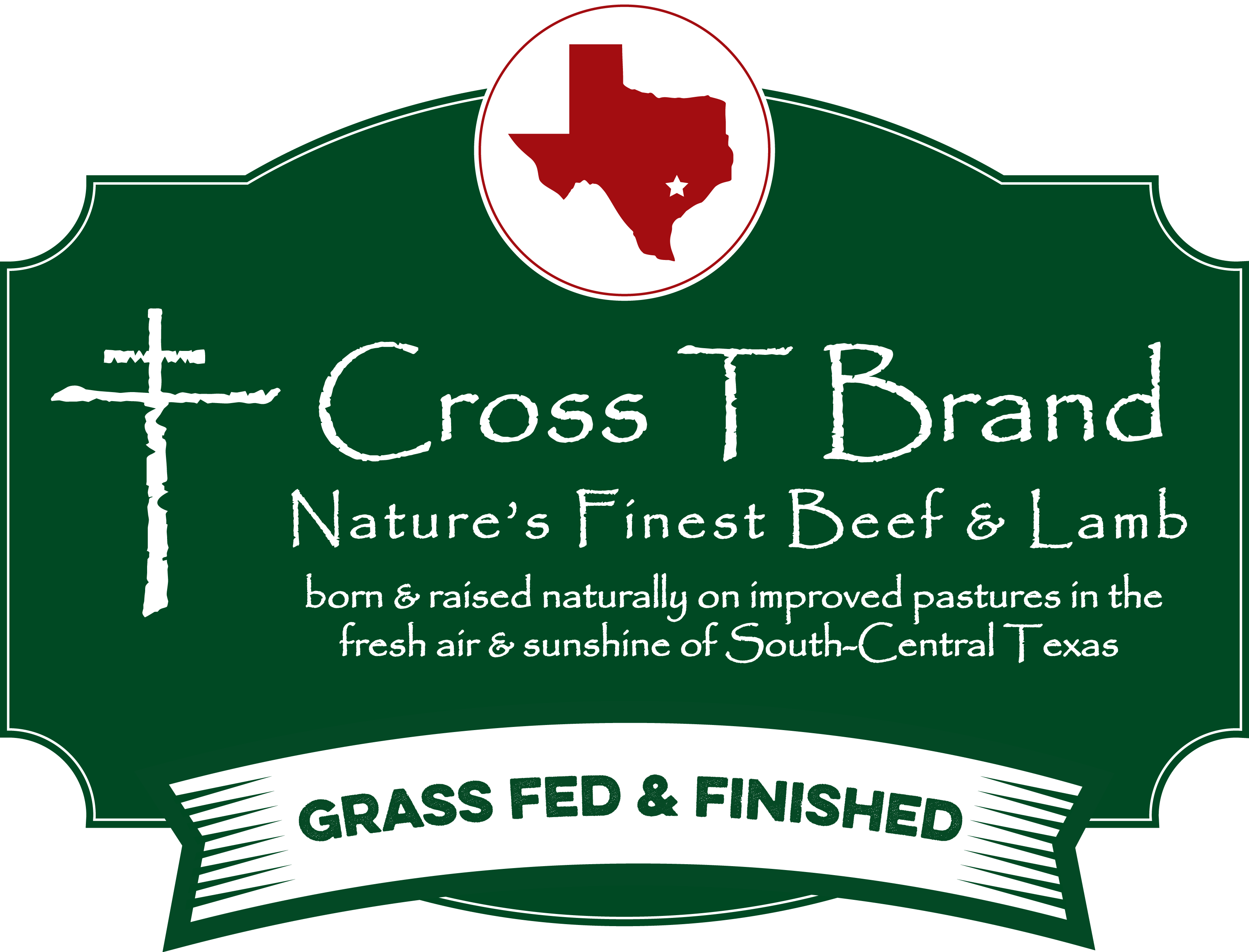 Cross T Brand by Waypoint Farm Logo