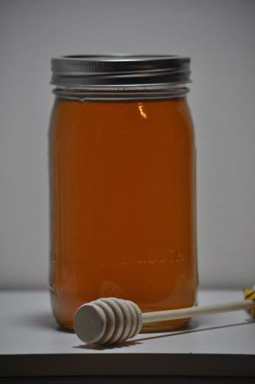 Quart Honey Jar