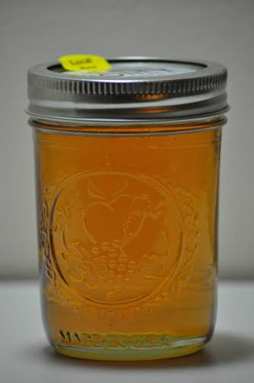 Half Pint Honey Jar