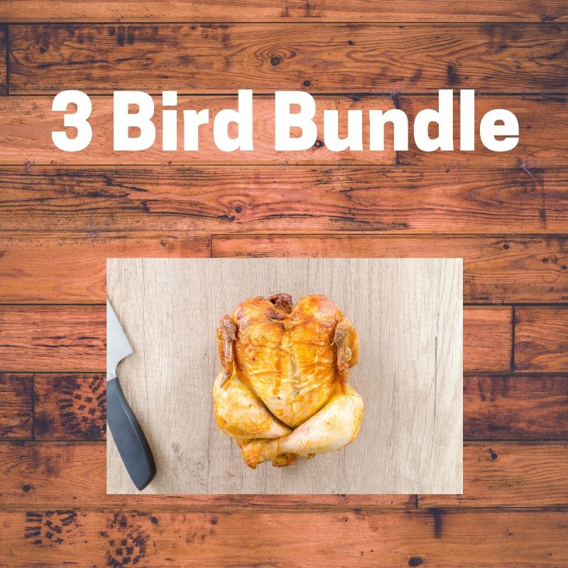 3 Bird Bundle