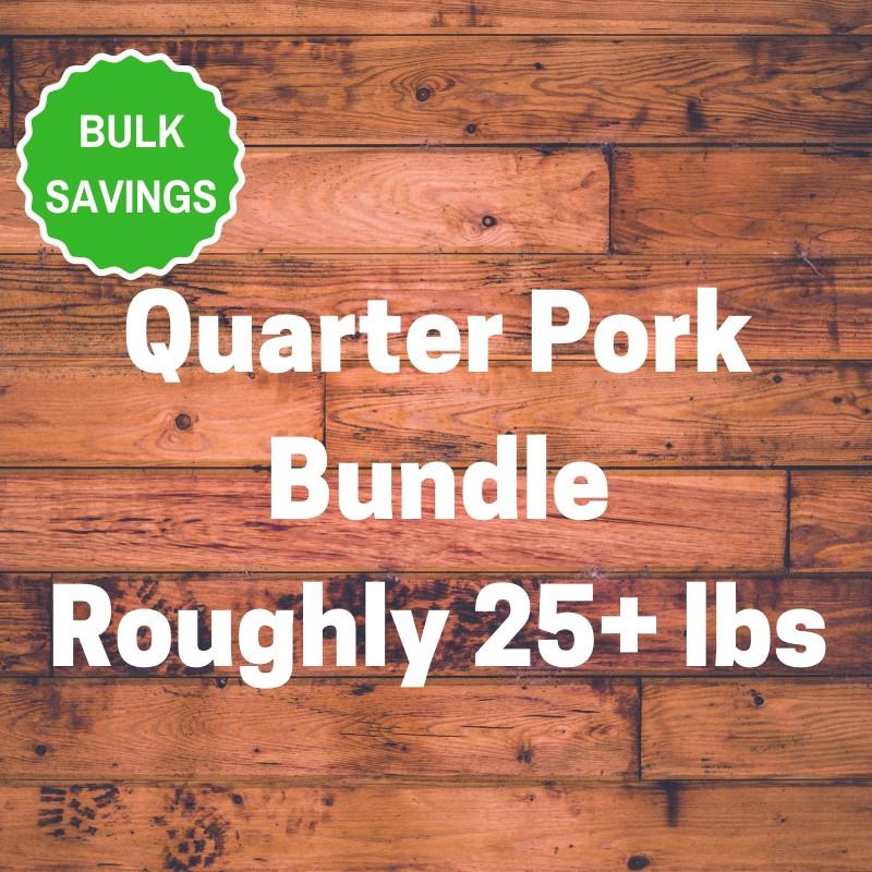 Quarter Pork Bundle