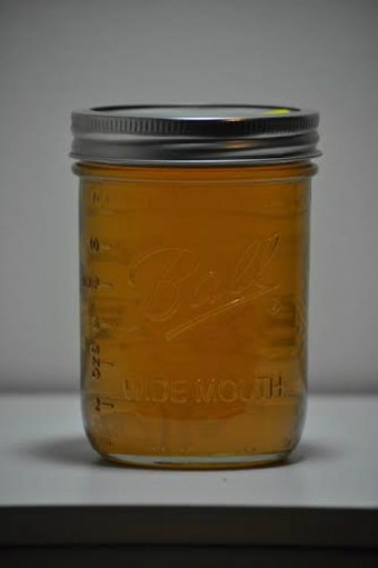 Pint Honey Jar
