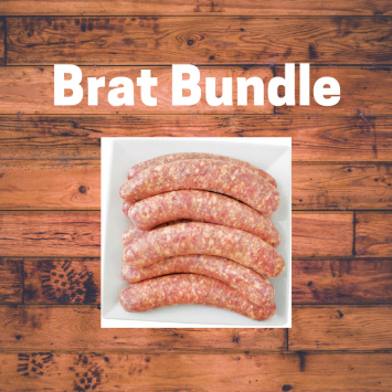 1 Large Brat Bundle