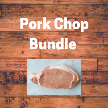 1 Pork Chop Bundle