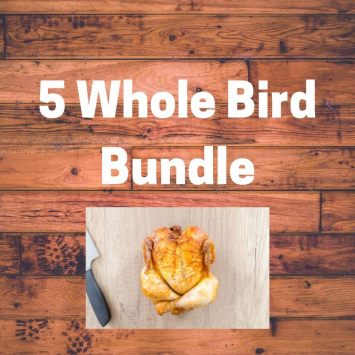 5 Bird Bundle