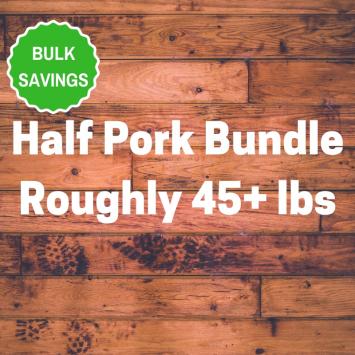 Half Pork Bundle