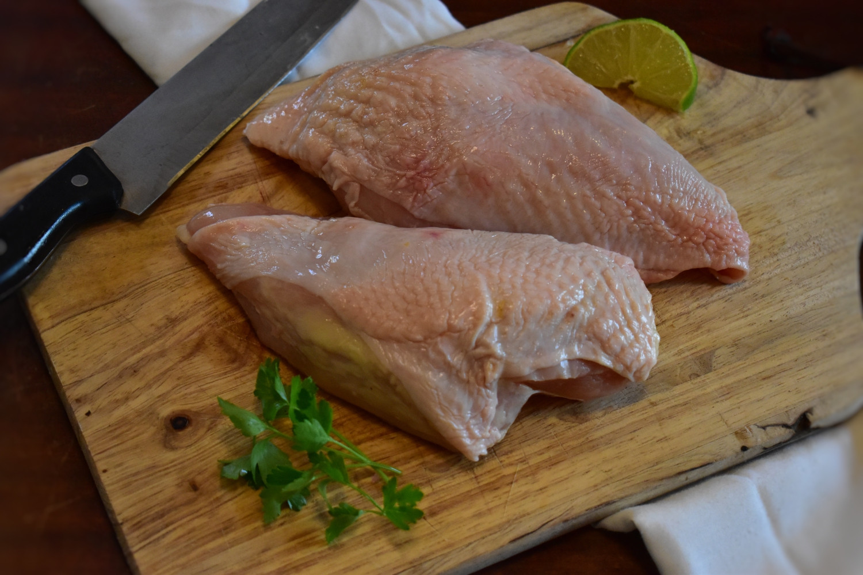 Chicken Breasts (Boneless, Skin-On)