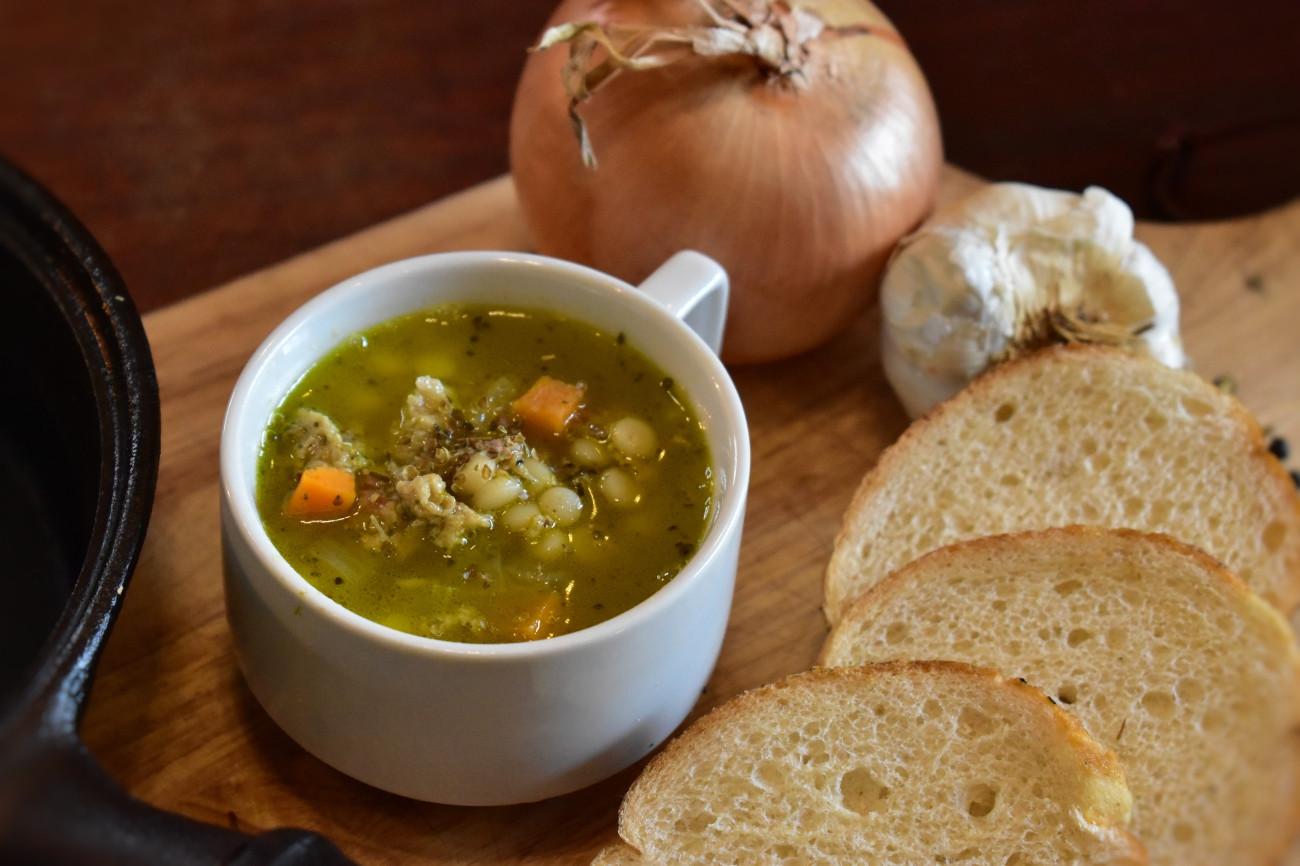 Italian Wedding Soup (1 frozen quart)