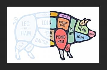 SEPT 1-- Half Pig (Pork)