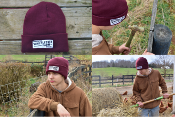 Whiffletree Fleece-Lined Beanie