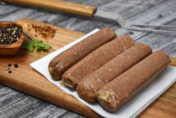 Pork Hot Italian Sausage Grillers
