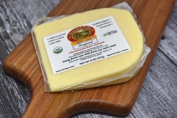 Farmstead Raw Cheese