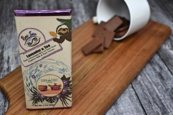 Lavender & Tea Chocolate Bar