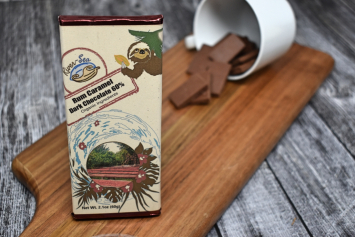 Rum Caramel 60% Dark Chocolate Bar