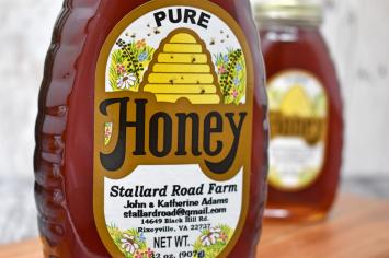 Honey (2 lbs)