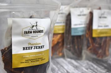 Farm Hounds Treats (Beef Jerky)