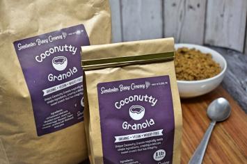 Coconutty Granola (1 lb bag)