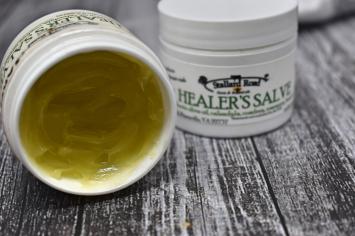 Herbal Healer's Salve