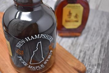 Maple Syrup (1 liter bottle)