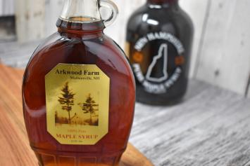 Maple Syrup (12 oz bottle)